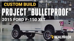 """Project """"Bulletproof"""" <b>Custom</b> 2015 Ford F-150 XLT Truck Build <b>12</b> ..."""