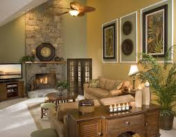 decoration charming family room decorating ideas with small stone element fireplace facing chic brown ceiling chic family room decorating