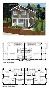 multi family homes plans new 2 story multi family house plans house plans