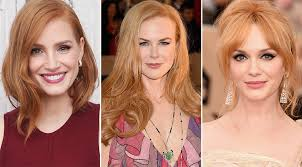 the best makeup for redheads red hot