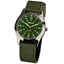 infantry® mens analogue quartz wrist watch night vision military infantry® mens analogue quartz wrist watch night vision military green dial sport nylon strap