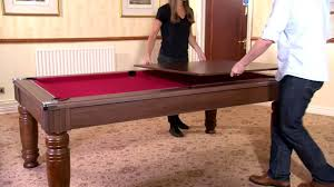Pool And Dining Table Dpt Majestic Pool Dining Table From Kingwood Leisure Youtube