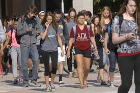 incoming college freshmen have never licked a stamp nbc news