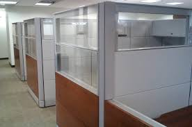 office design office cubicle sliding door glass office cubicles