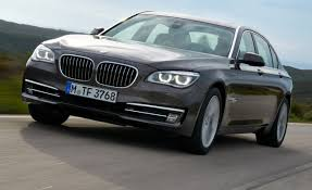 BMW 740iL Protection