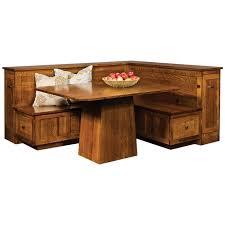 more information amish newport nook set amish furniture shipshewana furniture co amish breakfast nook set