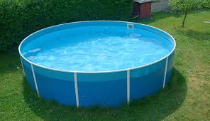 to level an above ground pool