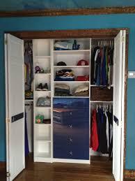 Custom Closet Organization System for Kids Long Island