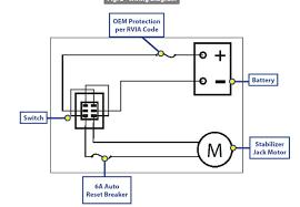 rv net open roads forum tech issues my rear electric stabilizer Jacks Automotive Wiring Diagram Jacks Automotive Wiring Diagram #65 Chevy Wiring Diagrams Automotive