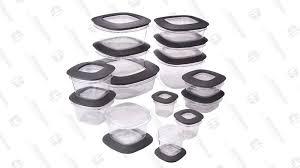 rubbermaid premier easy find lids 28 piece food storage container set 31