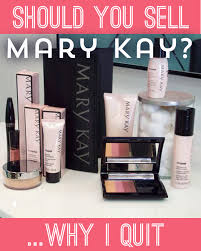 thought about joining mary kay one story with selling that may help you make your