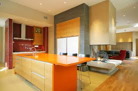 contemporary kitchen colors. There Are Many Hungers Stimulating Colors That Make People Want To Eat. These Include Different Shades Of Red, Apricots And Yellow. Contemporary Kitchen