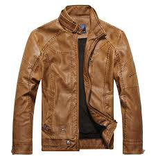 2017 wish foreign trade autumn and winter leather clothing european and american fashion leather jacket men s leather jacket