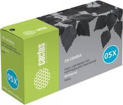 <b>Cactus CS</b>-<b>CE505X</b> для HP LaserJet P2055/P2035 (black ...
