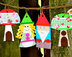 Garden Gnomes A Good Children S Librarian Doesn T Need Garden Craft Ideas For Preschoolers