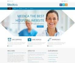 64 Professional Medical Website Templates Demplates