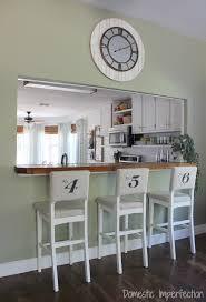 rustic glam clock