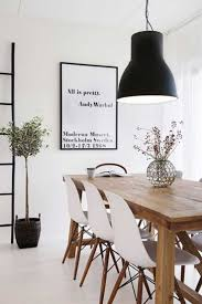 Natural Wood Dining Tables 1000 Ideas About Wooden Dining Table Designs On Pinterest