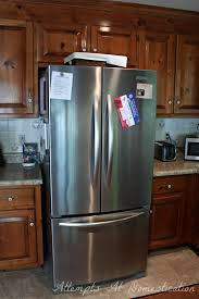 Kitchen Aid French Door Kitchenaid French Door Refrigerator Attempts At Domestication