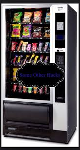 How To Hack A Vending Machine Without Money Fascinating ?? Vending Machine Hacks ?? Things'n'stuff Pinterest