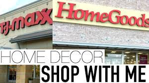 Small Picture SHOP WITH ME AT TJMAXX HOMEGOODS SPRING HOME DECOR APRIL