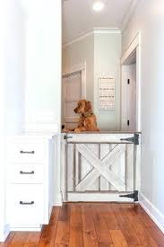 wooden indoor gate indoor gate with door dumound magnificent dog gates inspiration for kitchen traditional home wooden indoor gate