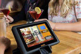 why tablets on restaurant tables are here to stay