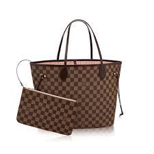 louis vuitton usa. neverfull mm damier ebene in women\u0027s handbags collections by louis vuitton usa i