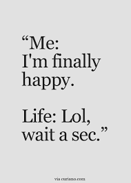 Life Funny Quotes