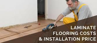 laminate flooring cost installation