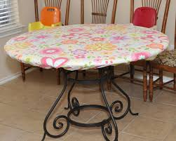 full size of accessories incredible round white vinyl elastic table covers colorful flower cover motif