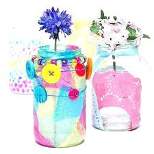 decorative glass jars decorative glass jars with lids whole for kitchen candy decorative glass storage jars