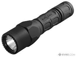 Surefire Tactical Light Laser Surefire G2x Pro Dual Output 600 Lumen Tactical Flashlight Color Black