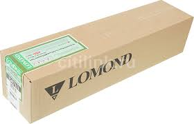 """Купить <b>Бумага Lomond</b> 1202111 24""""(A1) 610мм-45м/90г/м2/белый ..."""