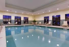 hampton inn garden city garden city indoor pool