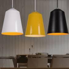 Image Lamp Shade Beautifulhalo Inner Yellow Pendant Light Circus Beautifulhalocom