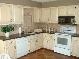 Alabaster White Kitchen Cabinets Cabinet Antique Painted Kitchen Cabinet