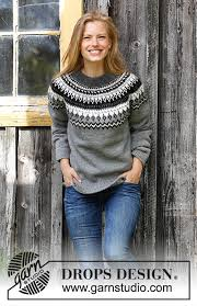Fair Isle Sweater Pattern