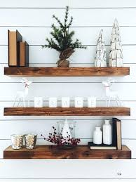wood floating shelf reclaimed wood floating shelf included solid wood floating shelves diy