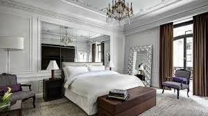 New York Bedroom Luxury Hotel In New York City The St Regis New York
