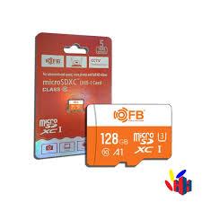 Thẻ nhớ MicroSD FB-LINK 128GB 100Mb/s Chính Hãng - H&H Company