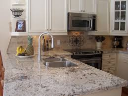 Image Of: Kitchen Countertop Ideas With White Cabinets