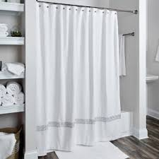 Buy Solid White Fabric Shower Curtain from Bed Bath Beyond