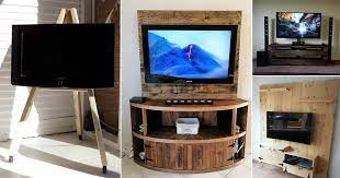 32 creative diy tv stand ideas you can