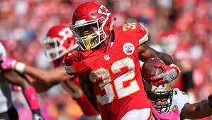 Kansas City Chiefs Running Back Depth Chart Report Chiefs Running Back Depth Chart Already Taking Shape