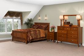 amish bedroom furniture amish wood furniture home