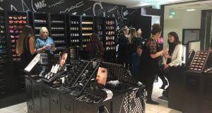 mac cosmetics brings wow factor to belfast