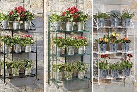 3 tier metal plant stand offer