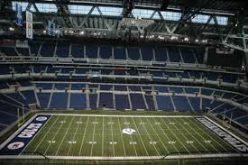 Lucas Oil Stadium Seating Chart View Getting Around Los Field View From Seats Lucas Oil Stadium