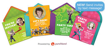 Electronic Birthday Invite Kids Online Birthday Party Invitations Chuck E Cheeses
